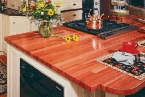 Visit The Wood Works Counter Tops
